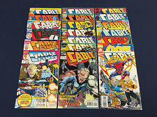 CABLE #1 & 2 + 1-56 : MARVEL 1992 1993 : X-MEN, X-FORCE, DEADPOOL : 58 ISSUES