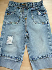 Girls cropped jeans age 2-3 years