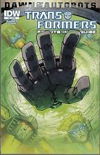 Transformers Robots In Disguise #33 (NM) `14 Barber/ Griffith/ Stone