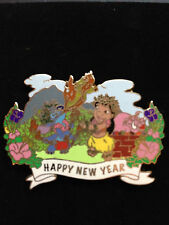 DisneyShopping.com Happy New Year 2008 Series Lilo & Stitch Pin LE 250