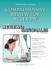 Pearson Reviews & Rationales: Comprehensive Review for Nclex-pn by Mary Ann,...
