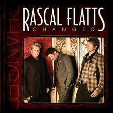 Changed by Rascal Flatts (NEW CD, Apr-2012, Big Machine Records) FREE SHIPPING !