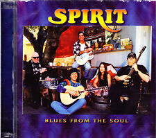 SPIRIT blues from the soul 2CD NEU OVP