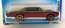 Hot Wheels 2010 Faster Than Ever  '67 Pontiac GTO   Gray/Red