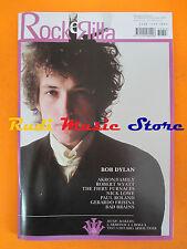 rivista ROCKERILLA NOV/2007 Bob Dylan Robert Wyatt Nick Lowe Paul Roland * No cd