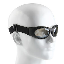 Possbay Motorcycle Scooter Racing Goggles Windproof Eyewear Sport Bicycle Glass
