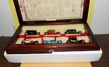 MATCHBOX MODELS OF YESTERYEAR YY60 CONNOISSEURS COLLECTION SET OF 6 CARS