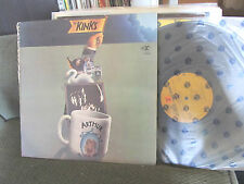 The Kinks Arthur lp tan reprise rs6366 gatefold ww3/ww2 matrix oop rare vinyl!!