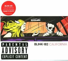 Blink-182 - California CD (new album/sealed)