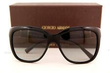 Brand New GIORGIO ARMANI Sunglasses AR 8042 5017/11 BLACK/GREY GRADIENT Women
