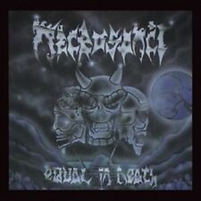 Necrosanct - Equal In Death  CD  9 Tracks  Metal & Hard Rock  Neuware