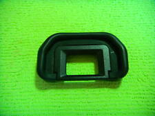 GENUINE CANON 20D VIEWFINDER COVER PARTS FOR REPAIR