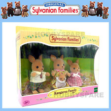 NEW SYLVANIAN FAMILIES KANGAROO FAMILY SET FIGURE EPOCH 4766