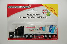 Werbetruck - Semitrailer blend-a-med medicweiss - 1:87 - Track H0 - 4