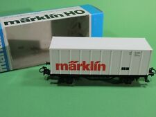 MÄRKLIN 4481 H0 Container marklin car vagone vagon Wagon HO gauge TOP OVP