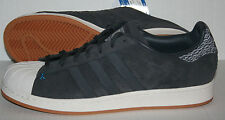 Adidas Originals Superstar Suede B27573 Men's US 11 UK 10.5 Gray/Gray/White
