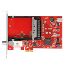 TBS6528 Multi Standard Tv Tuner CI PCI-e Card DVB-T2 and T2-Lite ISDB-T DVB-S/S2