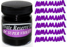 PRIVATE RESERVE - Fountain Pen Ink Bottle - DC SUPERSHOW VIOLET -  66ml - New
