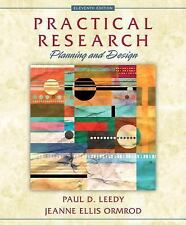 Practical Research : Planning and Design with Enhanced Pearson EText --...
