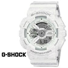 Casio G Shock * GA110HT-7A Gshock Watch Anadigi Heathered White XL COD PayPal
