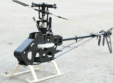RC remote 6ch 3D Helicopter 450 SE pro 6ch Kit carbon fiber for align trex heli