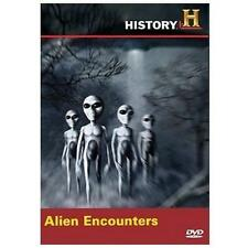 History Channel - UFO Files: Alien Encounters (DVD, 2008) TV, sale, good title
