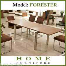 BRAND NEW Modern Extendable Dining Table Premium MDF - FORESTER