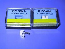 Pair ( 2) STANTON Stylus DJ KYOWA 500AL  500A 500 , N500S copy turntable part
