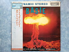 COUNT BASIE & His Orchestra YW-7508-RO JAPAN LP w/OBI 033az4