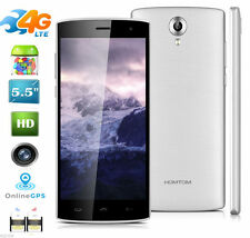 """4G LTE HOMTOM HT7 Pro Android 5.1 5.5"""" Quad Core 16GB Mobile Smartphone Unlocked"""
