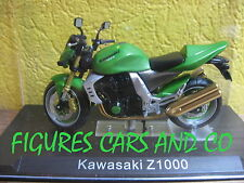 MOTO 1/24 KAWASAKI Z 1000  COLLECTION GM  MOTORRAD MOTORCYCLE
