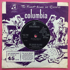 Solomon King - She Wears My Ring / I Get That Feeling Over You, Columbia DB-8325