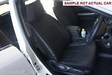 Full Bench Seat Leather Look Seat Covers Ford Ranger Single Cab 12/2006-on