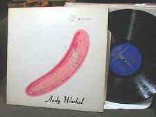 The Velvet Underground & Nico lp Peeled Banana v65008 '67 lou reed andy warhol !