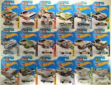 2016 Hot Wheels: Walmart Exclusive ZAMAC - COMPLETE 18 CAR SET - Super RARE !!!