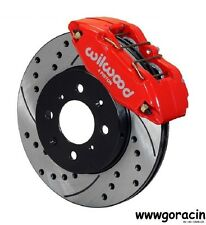 Honda Civic,Acura Integra,Civic Del Sol,DPHA Front Calipers and Rotors Wilwood