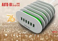 LDNIO 6 PORT USB Home Charger-A6702