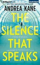 The Silence That Speaks by Andrea Kane (2015, CD, Unabridged) AUDIOBOOK SET