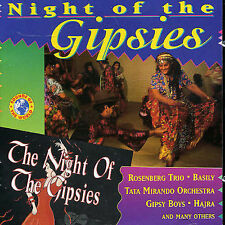 Night of the Gypsies by Various Artists (CD, Nov-1999, Sound)