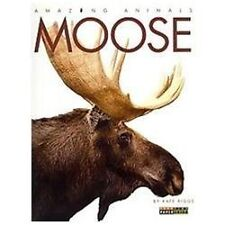 Amazing Animals: Amazing Animals: Moose by Kate Riggs (2012, Paperback)