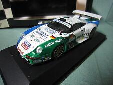 DV5072 MINICHAMPS PORSCHE 911 GT1 #28 KONRAD GIESSE LE MANS 1997 430976628 1/43
