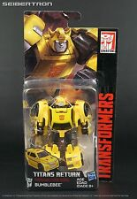 BUMBLEBEE Transformers Titans Return Legends Generations Action Figure NEW