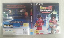 dragonball z budokai HD collection PS3