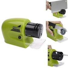 Electric Sharpener for kitchen Knife/Knives/Scissors/Blades/Screw Drivers