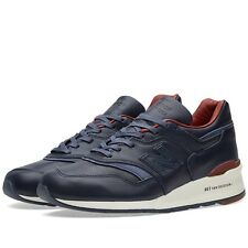 New Balance x Horween Leather M997BEXP- Made in U.S.A - 7US / 40EUR / 6½UK