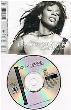 Donna Summer ‎– Love Is The Healer CD Single 1999
