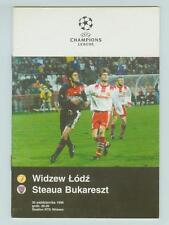 WIDZEW Lodz v STEAUA Bucharest  (Champions' League)