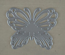 NEW - Metal Cutting Die - Large FANCY BUTTERFLY Detailed (BUTTERFLIES)