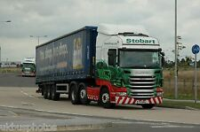 Eddie Stobart PE11WKU at Goole Aug 2013 Truck Photo B
