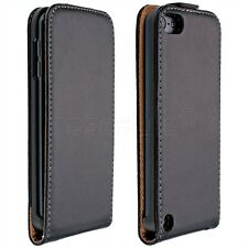 iPod Touch 6 5 5G Media Player Genuine Leather Flip Case Screen Cover Slim New